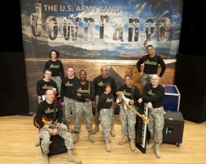 US Army Downrange