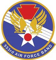 553rd Air Force Band - Air National Guard