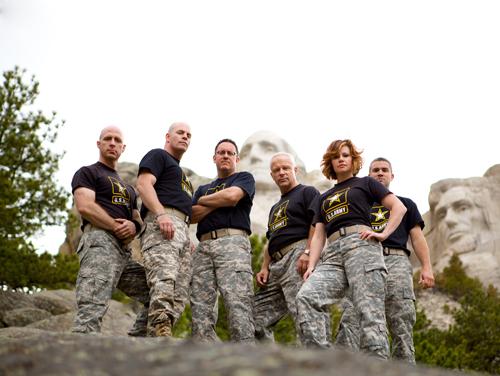 US Army Volunteers